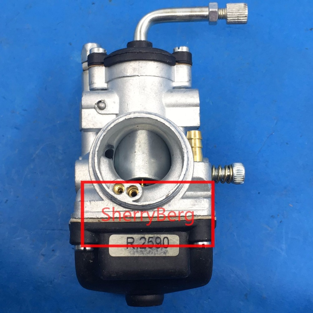 Free Shipping Carb Carby Moped/pocket Carburettor For PHBG21mm Copy From Dellorto For Phbg 21 Auto Cho