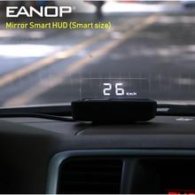 EANOP Mini HUD Màn Hình OBD2 Đồng Hồ Tốc Độ Xe Tốc Độ Máy Chiếu Tự Động Điện Áp Giám Sát KMH/KPM
