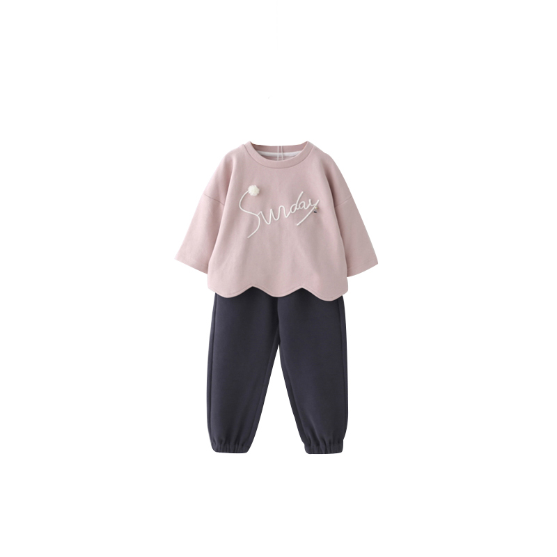 Hot Sales Autumn Winter Kids Clothing Sets Children's Wear Cotton Casual Tracksuits Sports 2 Pieces Suit Children Sets Winter baby girls clothing sets cartoon minnie mouse winter children s wear cotton casual tracksuits kids clothes sports suit hot