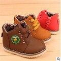 2015 primavera y el otoño hombre mujer niño zapatos casuales niño niños solos cargadores tamaño 21-30