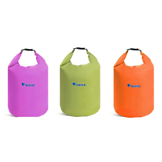 a6fdf5e239d Outdoor Draagbare Waterdichte Tas Opslag Dry Bag voor Strand Camping Vissen  Kajak Rafting Zeilen Zwemmen Tas