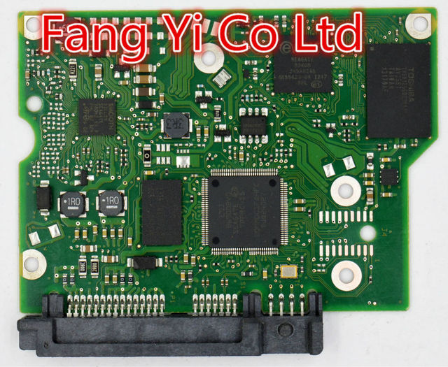 Free shipping HDD PCB for Seagate Logic Board/Board Number:100716565 REV A/6563/ST2000DX001/2T/7200rpm