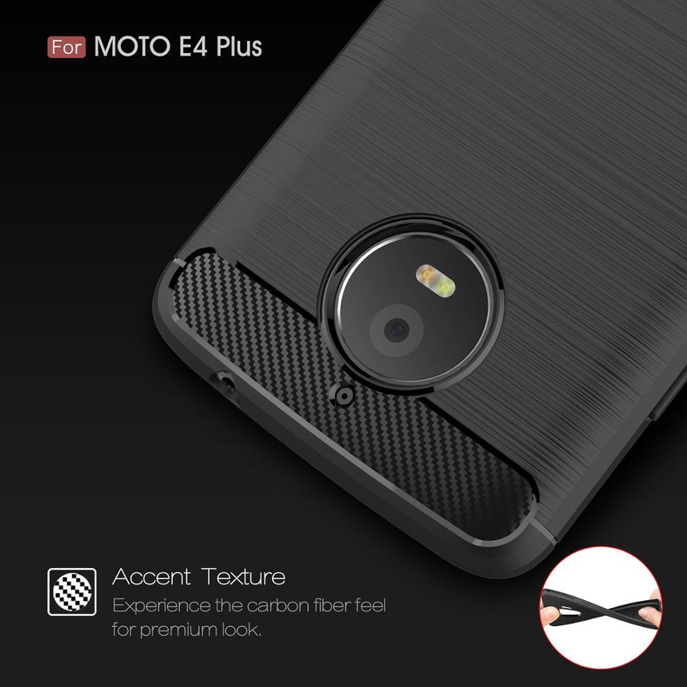 Coque Cover 5.0For Moto E4 Plus Case For Motorola Moto E4 E3 E5 E 3Rd 4th 5th Gen Plus Play Go Dual XT1771 Back Coque Cover Case