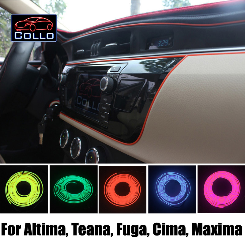 ᐅ9M A Set EL Wire / For Nissan Altima / Teana / Fuga / Cima ...