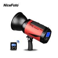 NiceFoto TTL RQ400C TTL 2.4G اللاسلكية 400 واط HSS 1/8000S عالية السرعة فلاش Speedlite مع TX C01 الارسال للكاميرا كانون DSLR-في إضاءة التصوير الفوتوغرافي من الأجهزة الإلكترونية الاستهلاكية على
