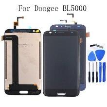 """Per Doogee BL5000 5.5 """"LCD + Touch Digitizer per DOOGEE bl5000 lcd parti di riparazione del rimontaggio di trasporto libero + strumenti"""