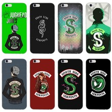American TV Riverdale southside serpents For LG G5 G6 G7 Q6 Q7 Q8 K8 K10 V10 V20 V30 Sony xperia XA Z4 Z5 M2 M4 M5 E3 E5 case(China)