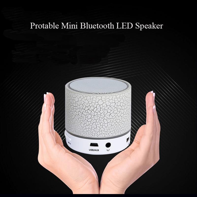 bluetooth LED Speaker (3)