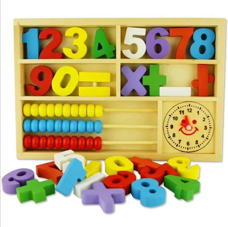 2015 New Multifunction Toys Baby Learning Bead Abacus ...