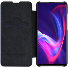 xiaomi redmi K20 Flip Case Original Nillkin QIN Series Vintage Leather Cover For Pro with Card Pocket