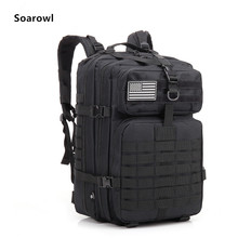 цены на OUTDOOR Mountaineering Camping Camouflage sports Cag large Lapacity men's travel Commuter backpack army fan Tactical Backpack  в интернет-магазинах