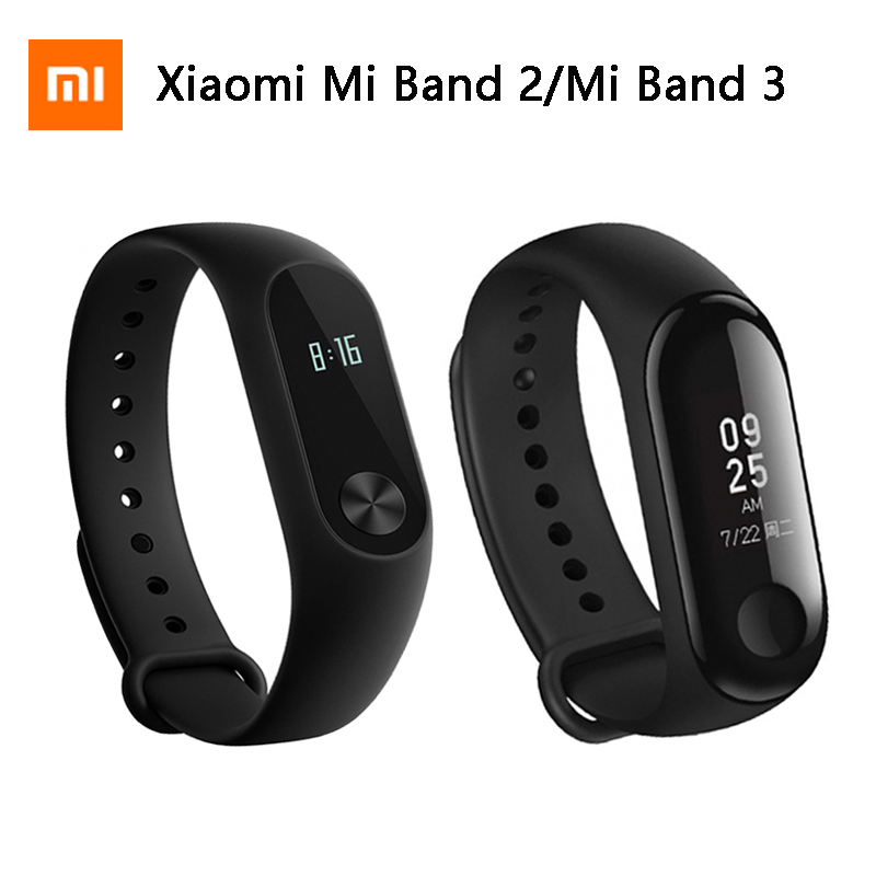 Original Xiaomi Mi Band 3 miband 2 Smartband OLED display touchpad heart rate monitor Bluetooth fitness tracker Wristband Bracel in stock original xiaomi mi band 3 miband 3 smartband oled display touchpad heart rate monitor wristbands bracelet xiaomi mi 8