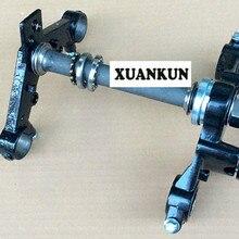 CG125 WY125 модернизации Расширенный направленного Колонка комплект может держать 120 шины