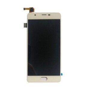 Image 2 - 100% getestet 5,5 FOR zte nubia M2 Lite M2 jugend neue NX573J volle LCD display + touch screen digitizer komponente schwarz weiß