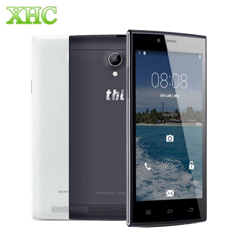 Original THL T6C 5 0 Android 5 1 Lollipop Smart Phone MTK6580 Quad Core 1 3GHz
