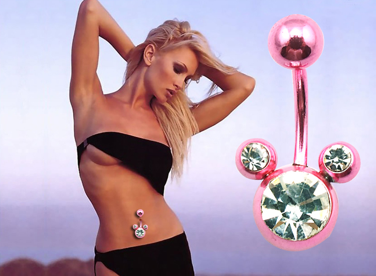 G Belly Button Rings
