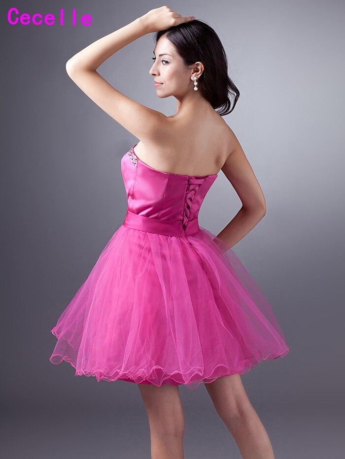 Hermosa Jr Vestidos De Fiesta Cortos Galería - Ideas de Vestido para ...