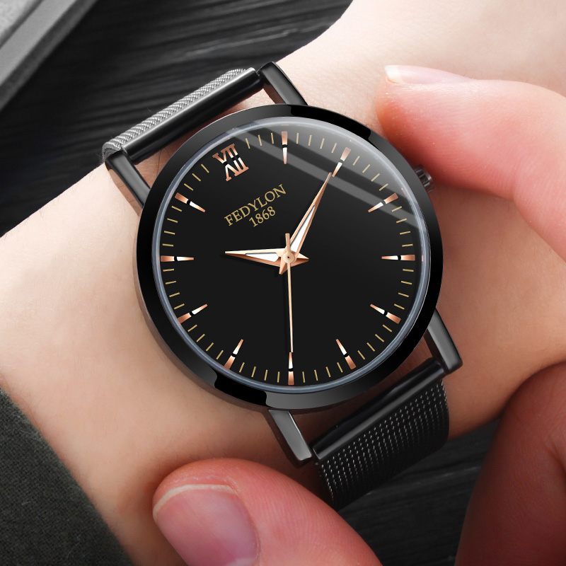 Fashion Simple Men Watch Top Brand Luxury Business Waterproof Quartz Watches Men Clock Male Sports watch relogio masculino