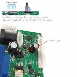 Image 5 - 무료 프로그램 T.HD8503.03C 범용 LCD TV 드라이버 보드 TV/AV/VGA/HDMI/USB 미디어 + 7Key 버튼 러시아어 5 OSD 게임 선물