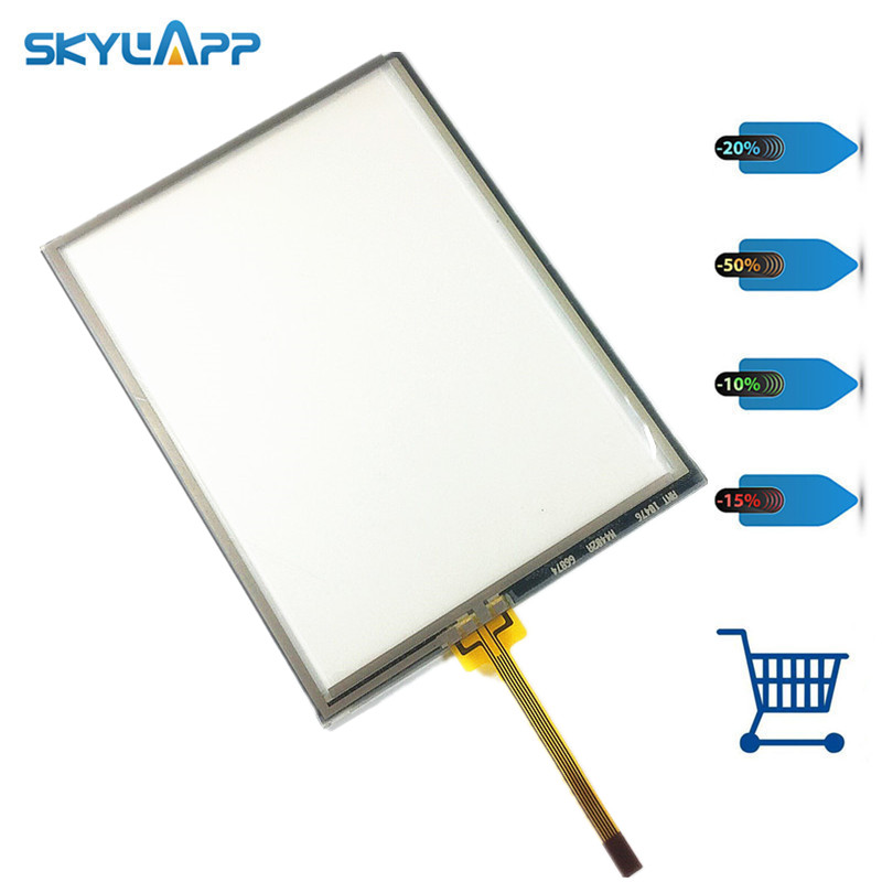 Skylarpu New Data Collector Touchscreen For Trimble TSC3 AMT 10476 Touch Screen Digitizer Sensors Front Lens Glass Free Shipping