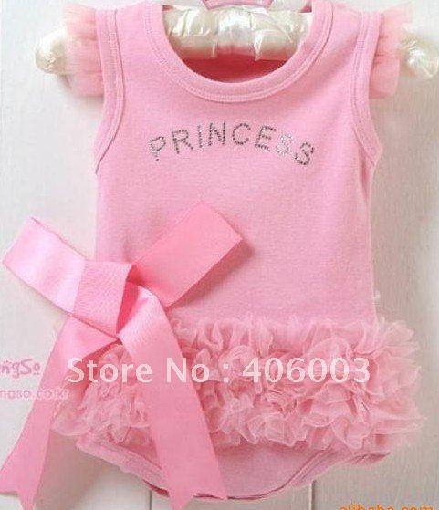 ; кружевная одежда принцессы для маленьких девочек; комбинезон; 3 шт./лот; 6 мес.-24 месяца