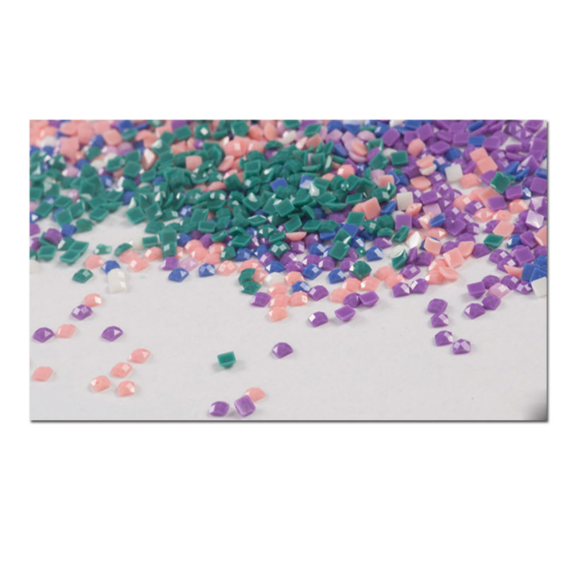 Рукоделие Diy 5d алмазная дрель вышивка стежка одна пара квадратная огранка бриллианты Ангел произведений искусства домашний декор подарки иконы