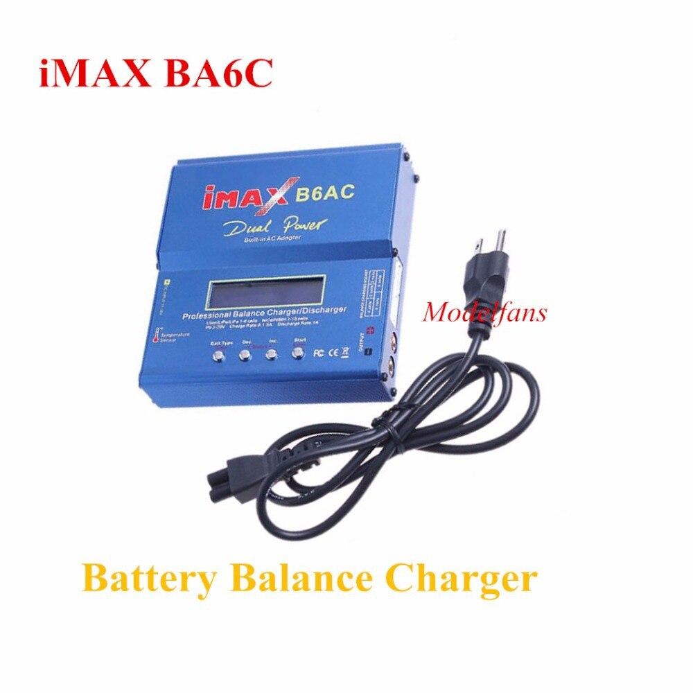 Chargeur de batterie pour iMAX b6 - ac B6AC Lipo NiMH 3 S RC batterie chargeur Balance
