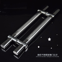 600mm 23 3 5 Inches Modern Entrance Door Handle 304 Stainless Steel Pull Handle For Entrance
