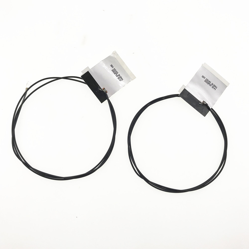 1 Pair WNC MHF4 Antenna For DW1560 DW1830 BCM94352Z  Intel 9560 9260 NGFF/M.2 Card