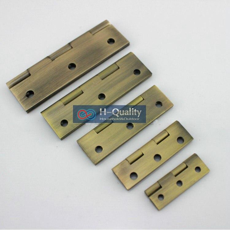 Tornillos de bronce libres 10PCS / Lot Herrajes para puertas Bronce - Mueble - foto 2