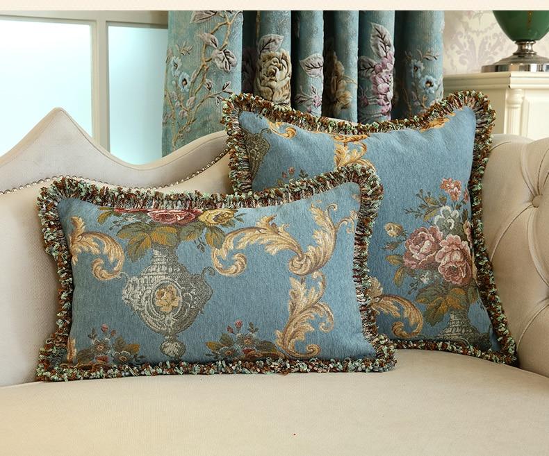 luxurious European style pillow cushion for christmas gift ...