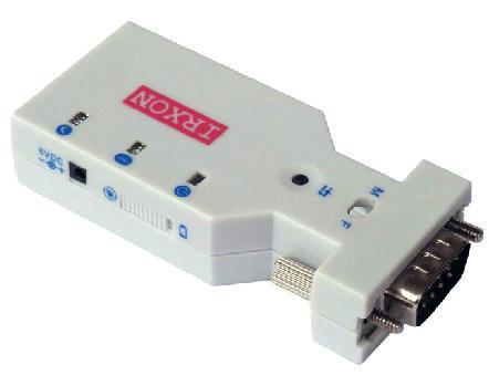 Livraison Gratuite! BT578 RS232 sans fil mâle et femelle tête universelle série Bluetooth adaptateur Bluetooth module capteur