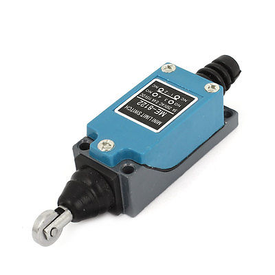 ME-8122 Actuator Limit Switch With Roller Wheel AC250V/5A DC115V/0.4A new arrival waterproof me 8108 momentary 10a 380v ac roller arm type limit switch for cnc mill laser plasma favorable price