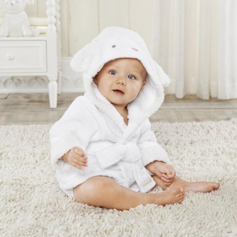 animal dos desenhos animados toalha cobertor robe 02