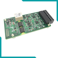 Dual Channel Isolated 16Bit DAC Module/0 20mA/+10V Four Wire Voltage Compensation DAC 8562/8563