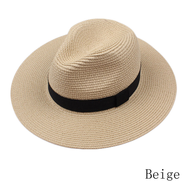 Men`s Sun Hats Products Summer Straw Perfect Best Hot Sale Classical Trendy  Creative 2018 Handmade 507129372a2