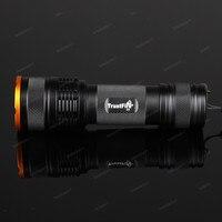 Trustfire Z3 Flashlight 5 Mode 1000 Lumens Bulb XM-L T6 LED Flashlights