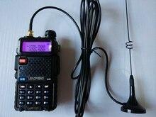 2 pz UT 108 walkie talkie antenna portatile CB Radio Baofeng UV 5R BF 888S UV82 Dual Band Super magnete Antenna Mobile