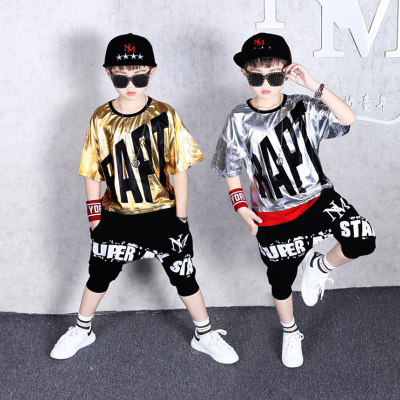 Summer Baby T Shirt + Shorts Suit Kids Clothes Cotton Casual Children Clothing Boy Set Toddler Tracksuit Boys Clothes Teenager 2