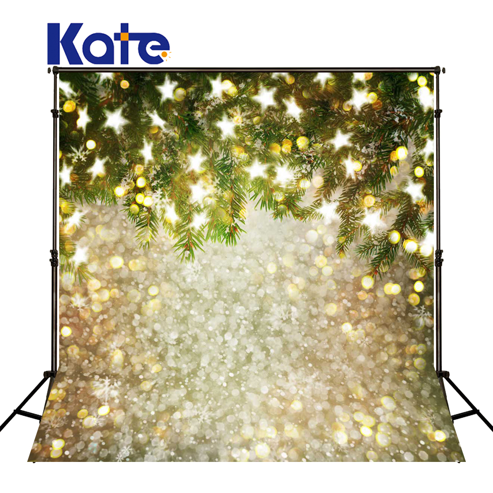 KATE Photo Background Christmas Decorations For Home Shimmer and Shine Backdrop Christmas Star Background for Newborn Studio home for christmas