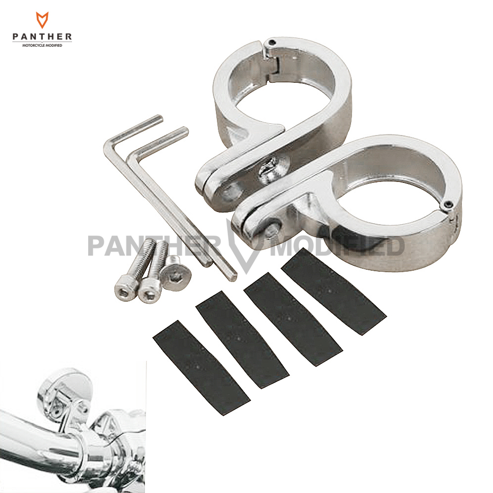 1.25 32mm Motorcycle Handlebar Mount Clamp Moto Handle Bar Clamps Case for Harley Heritage Softail FLST 1986-1990 motorcycle roll bar mount