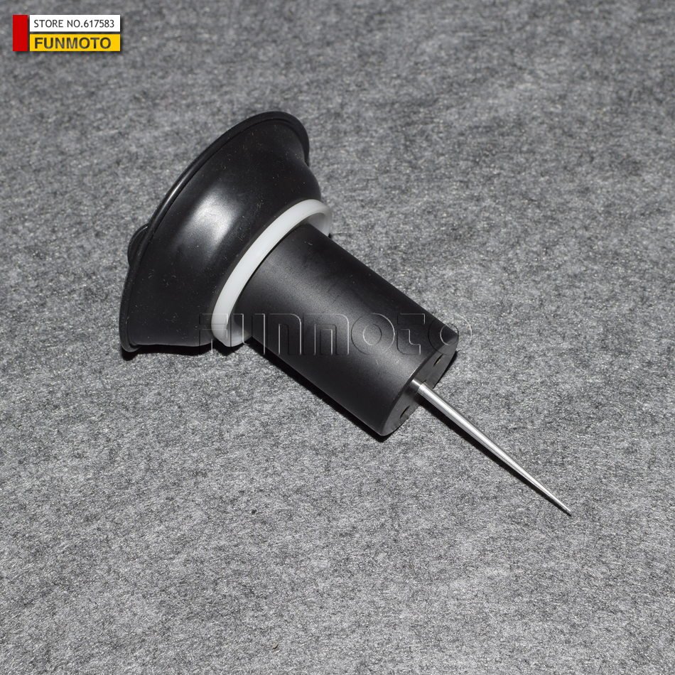 Membrane sous vide de carburateur pour JIANSHE250ATV/JS250 ATV pièces NO. EST FG-720001-0