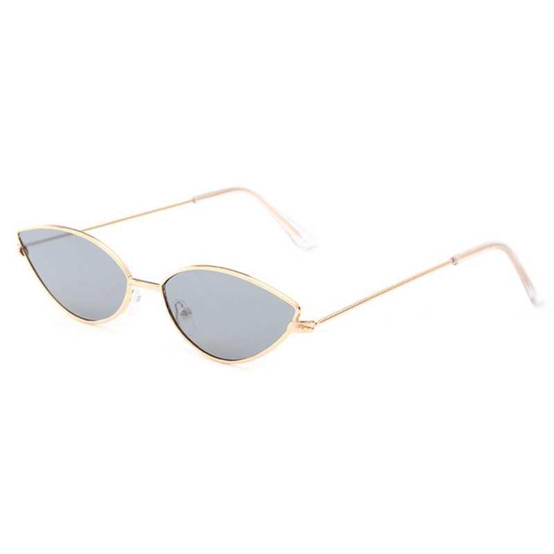 Женские очки, кошачий глаз, солнцезащитные очки, милые, сексуальные, брендовые, дизайнерские, летние, Ретро стиль, маленькая оправа, черные, красные, кошачий глаз, солнцезащитные очки