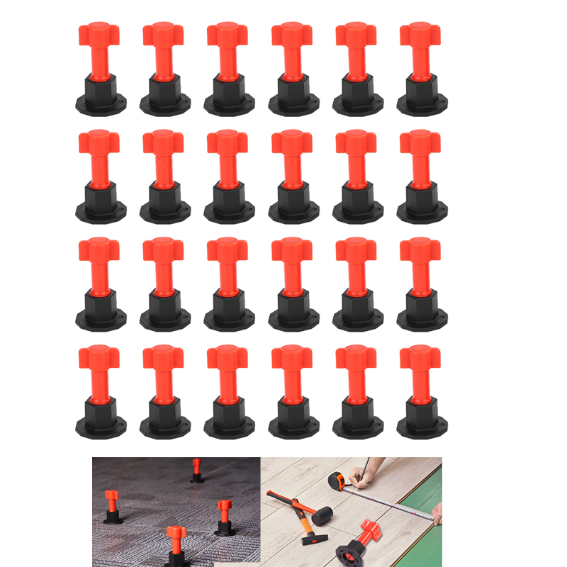 75pcs Level Wedges Tile Spacers For Flooring Wall Tile Spacer Carrelage Tiles Leveling System Leveler Locator Spacers Plier