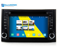 Android 4.4 штатную для Hyundai H1 i800 Iload IMAX h300 starex Гранд рояль Радио DVD GPS навигации СБ Navi s160
