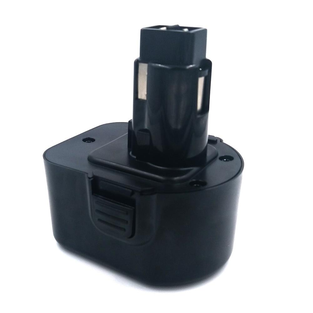 for Black&Decker 12VA 2500mAh/2.5Ah power tool battery ,A9252,A-9252,A9275,A-9275,PS130,PS130A,A9266