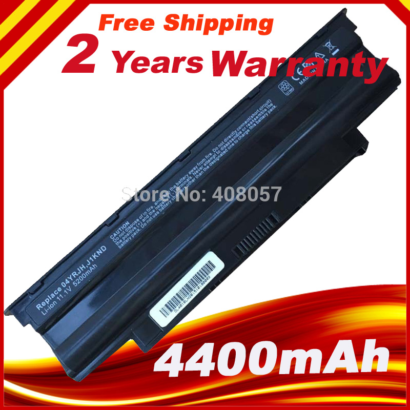 New 6cell Laptop Battery For <font><b>DELL</b></font> <font><b>Inspiron</b></font> N4010D T510401TW <font><b>5010</b></font> Ins15RD N7010 M501 N5010 N5010D-148 Ins13RD-438 M501R image