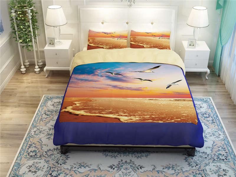 Online Get Cheap Beach Bed Comforters Aliexpress Com