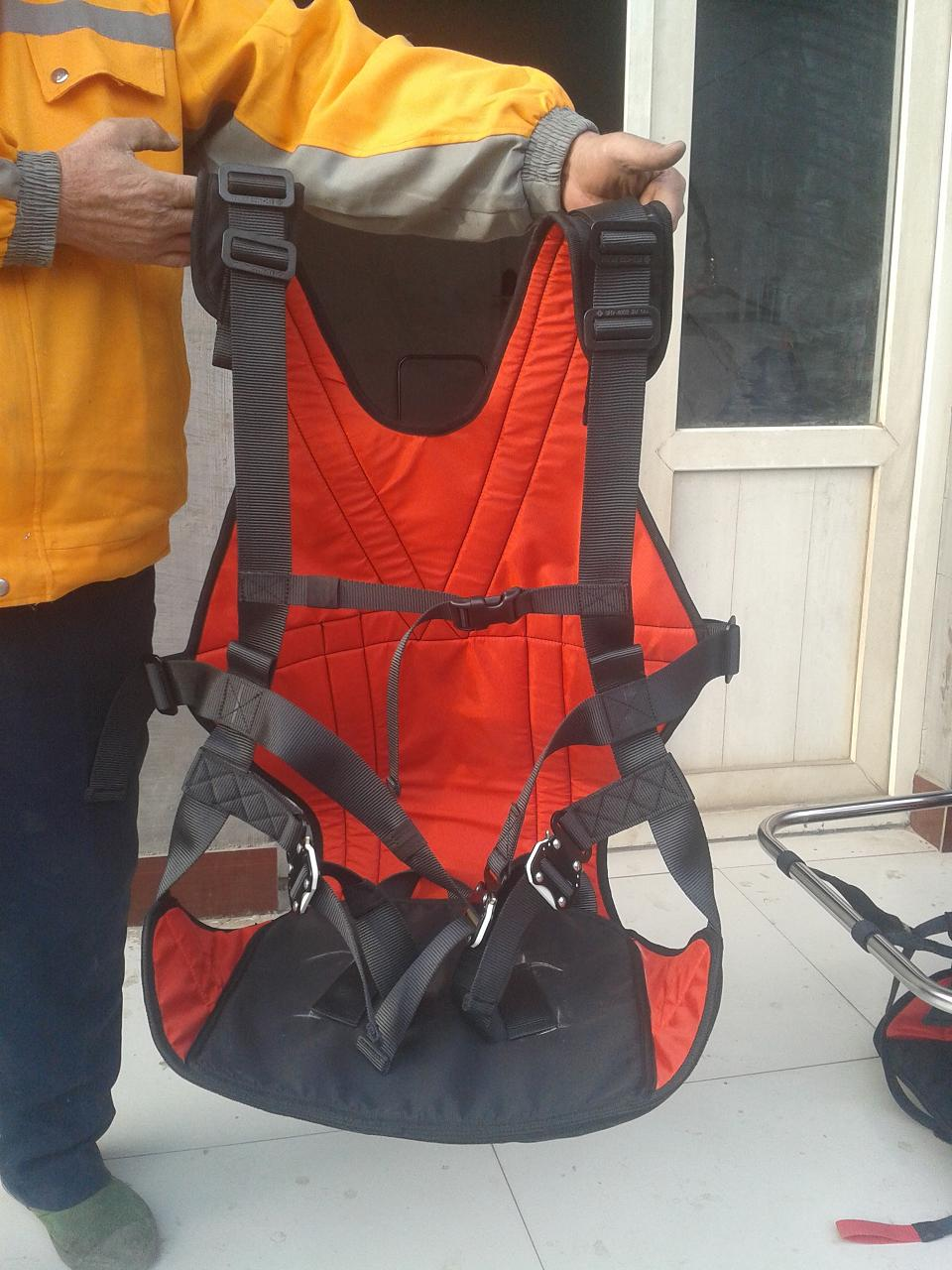 Simple Paraglider Seat Bag Special For Beginner Training