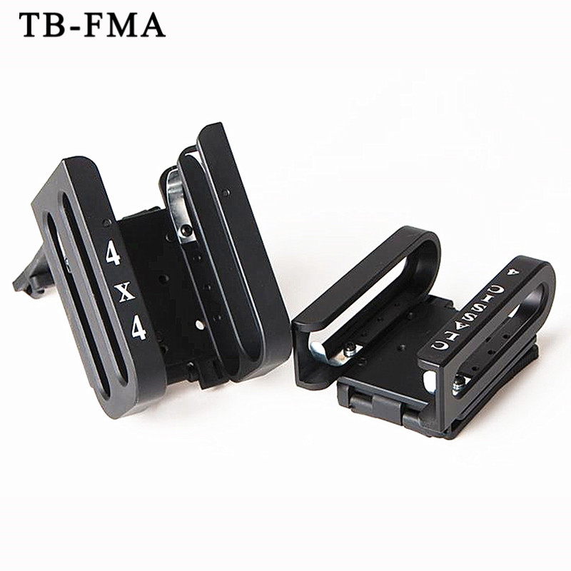 TB FMA Hunting Shotshell Carrier Holder Design Double stack 4x4 4 Shell Loader for IPSC Shooter